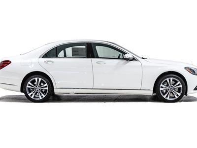 2019 Mercedes-Benz S-Class lease in Brooklyn,NY - Swapalease.com
