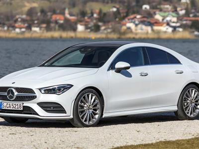 2019 Mercedes-Benz CLA Coupe lease in Buena Vista,NJ - Swapalease.com
