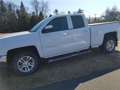 2018 Chevrolet Silverado 1500 lease in SELKIRK,NY - Swapalease.com