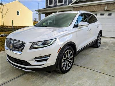 2019 Lincoln MKC lease in Monrovia,IN - Swapalease.com