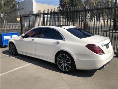 2018 Mercedes-Benz S-Class lease in Long Beach,CA - Swapalease.com