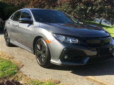 2018 Honda Civic lease in Mill Valley,CA - Swapalease.com