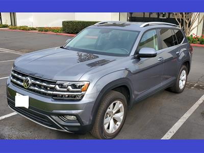 2019 Volkswagen Atlas lease in Anaheim,CA - Swapalease.com
