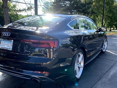 2019 Audi A5 Sportback lease in Minneapolis,MN - Swapalease.com