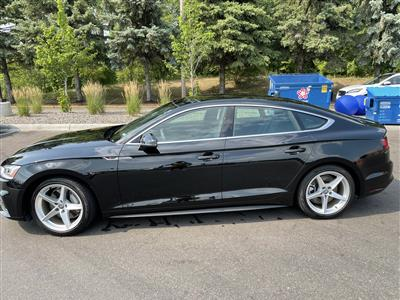 2019 Audi A5 Sportback lease in Minneapolis,MN - Swapalease.com