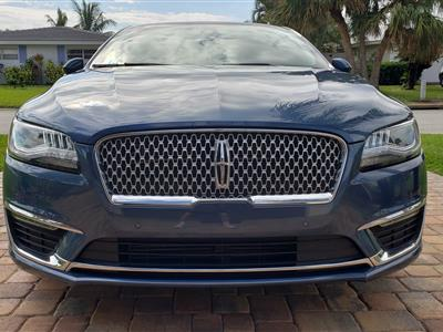 2018 Lincoln MKZ lease in Cocoa Beach,FL - Swapalease.com