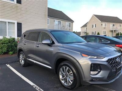 2020 Hyundai Santa Fe lease in DANBURY,CT - Swapalease.com
