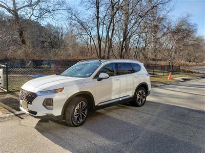 2019 Hyundai Santa Fe lease in Philadelphia,PA - Swapalease.com
