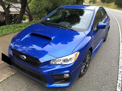 2020 Subaru WRX lease in Milpitas,CA - Swapalease.com