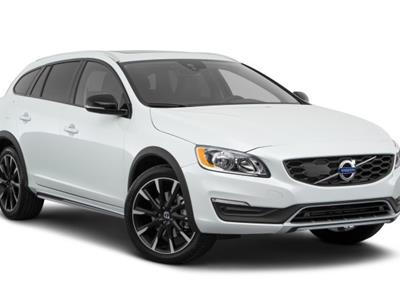 2017 Volvo V60 Cross Country lease in San Francisco,CA - Swapalease.com