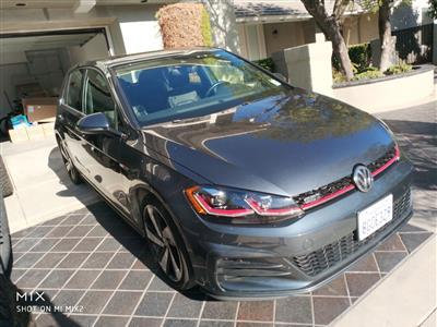 2018 Volkswagen Golf GTI lease in Yorba Linda,CA - Swapalease.com