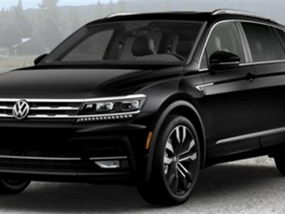 2018 Volkswagen Tiguan lease in Seattle,WA - Swapalease.com