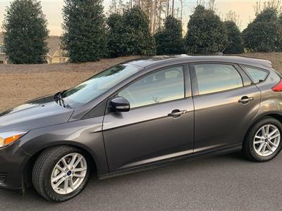 2017 Ford Focus lease in Fort Mill,SC - Swapalease.com
