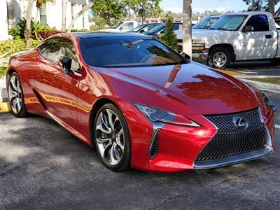 2018 Lexus LC lease in Miami,FL - Swapalease.com