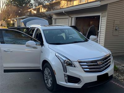 2019 Cadillac XT5 lease in Sacramento,CA - Swapalease.com
