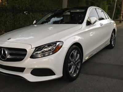 2017 Mercedes-Benz C-Class lease in Palo Alto,CA - Swapalease.com