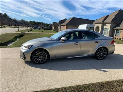 2019 Lexus IS 300 F Sport lease in Covington,LA - Swapalease.com