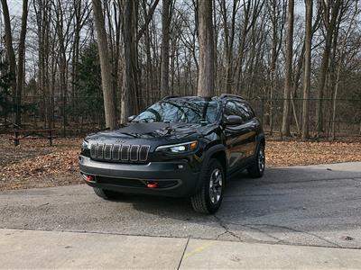 2019 Jeep Cherokee lease in Detroit,MI - Swapalease.com