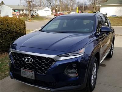 2019 Hyundai Santa Fe lease in Columbus,OH - Swapalease.com