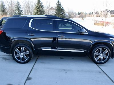 2018 GMC Acadia lease in Oakland Township,MI - Swapalease.com
