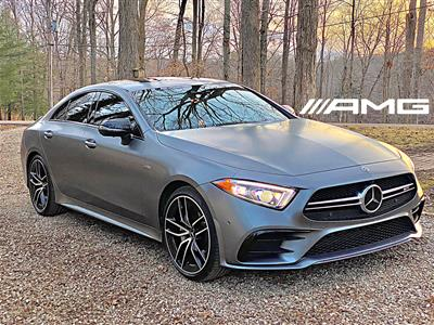 2019 Mercedes-Benz CLS Coupe lease in Indianapolis,IN - Swapalease.com