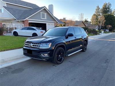 2018 Volkswagen Atlas lease in Yorba Linda,CA - Swapalease.com