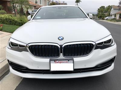 2019 BMW 5 Series lease in Mission Viejo,CA - Swapalease.com