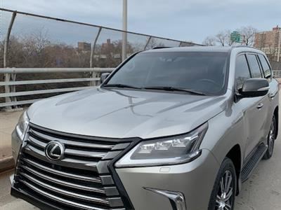 2019 Lexus LX 570 lease in Brooklyn,NY - Swapalease.com