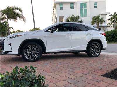 2019 Lexus RX 350 F Sport lease in Fort Lauderdale,FL - Swapalease.com
