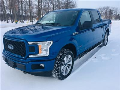 2018 Ford F-150 lease in Hudsonville,MI - Swapalease.com