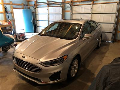 2019 Ford Fusion Hybrid lease in Harbor Beach,MI - Swapalease.com