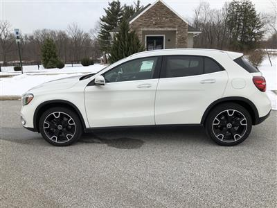 2018 Mercedes-Benz GLA SUV lease in Mentor,OH - Swapalease.com