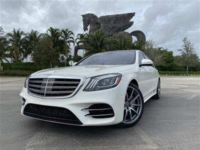 2018 Mercedes-Benz S-Class lease in Sunny Isles Beach,FL - Swapalease.com