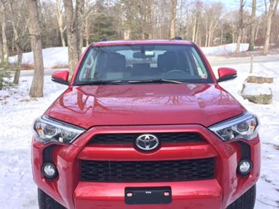 2019 Toyota 4Runner lease in Hemlock Farms,PA - Swapalease.com