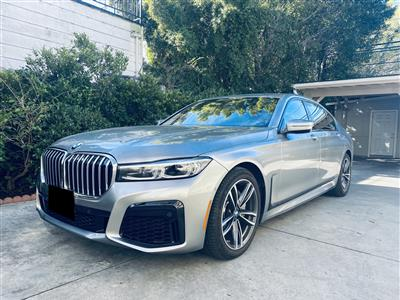 2020 BMW 7 Series lease in Los Angeles,CA - Swapalease.com