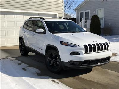 2018 Jeep Cherokee lease in Hudsonville,MI - Swapalease.com