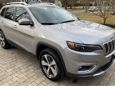 2019 Jeep Cherokee lease in Glen Rock,NJ - Swapalease.com