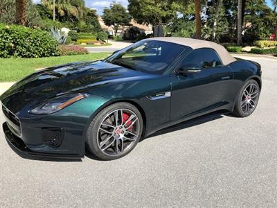 2020 Jaguar F-Type lease in Palm Beach Gardens,FL - Swapalease.com
