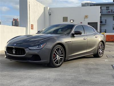 2015 Maserati Ghibli lease in Miami Beach ,FL - Swapalease.com