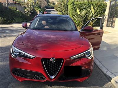 2019 Alfa Romeo Stelvio lease in Studio City,CA - Swapalease.com