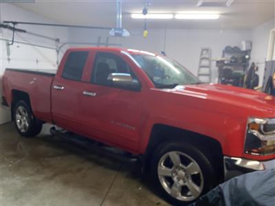 2018 Chevrolet Silverado 1500 lease in Mineral Ridge,OH - Swapalease.com