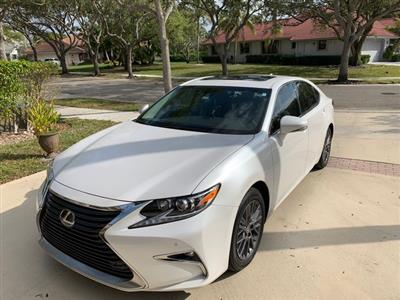 2018 Lexus ES 350 lease in Miami,FL - Swapalease.com