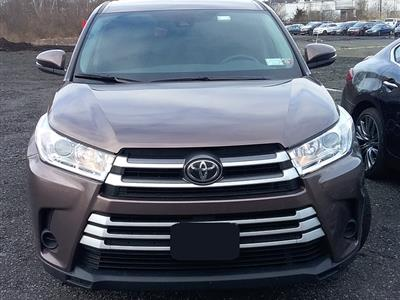 2019 Toyota Highlander lease in Monsey,NY - Swapalease.com