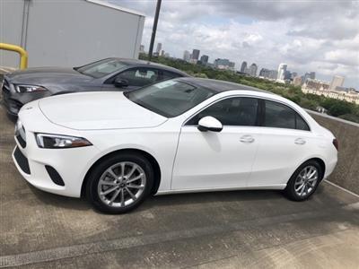 2019 Mercedes-Benz A-Class lease in AUSTIN,TX - Swapalease.com