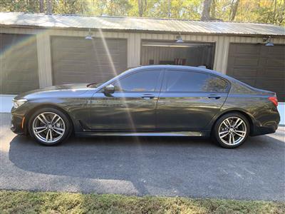 2019 BMW 7 Series lease in Bryn Mawr,PA - Swapalease.com