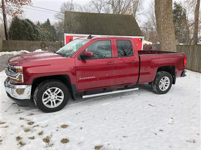 2019 Chevrolet Silverado 1500 lease in West Bloomfield,MI - Swapalease.com