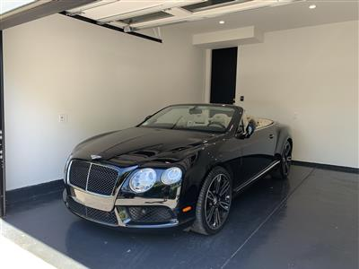 2014 Bentley Continental  GTC V8 S lease in burbank,CA - Swapalease.com