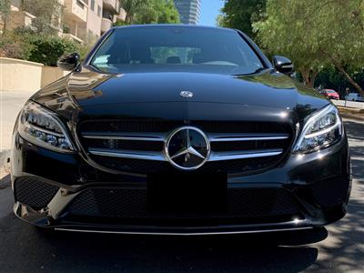 2019 Mercedes-Benz C-Class lease in Valley Village,CA - Swapalease.com