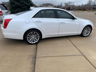 2019 Cadillac CTS lease in Chesterfield,MI - Swapalease.com