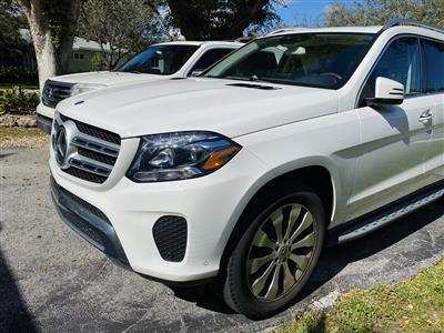 2017 Mercedes-Benz GLS-Class lease in Miami,FL - Swapalease.com